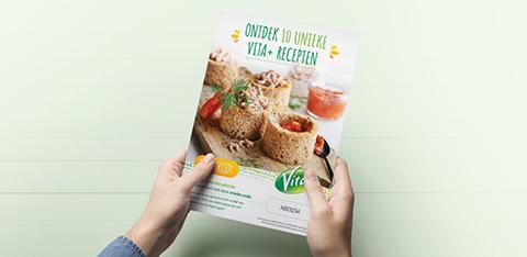 Vita+ receptenboekjes actie