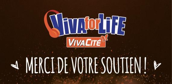 Vita+ for Life 2020 – Montant récolté