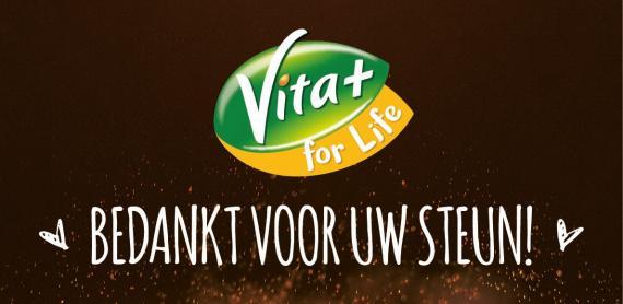 Vita+ for Life 2020 – Opbrengst